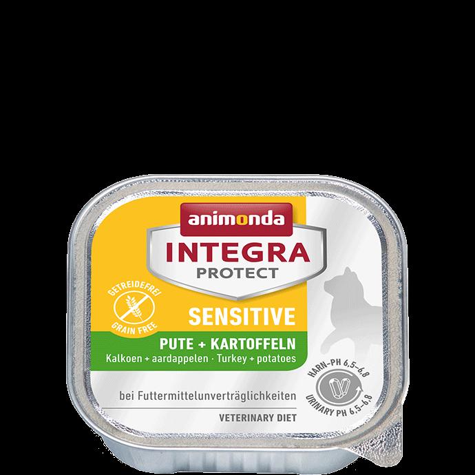 Animonda Cat Integra Protect Sensitive Adult Pute & Kartoffeln 100 g