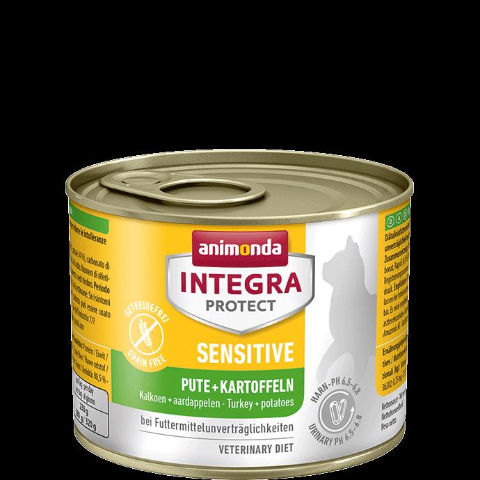Animonda Cat Integra Protect Sensitive Adult Pute & Kartoffeln 200 g