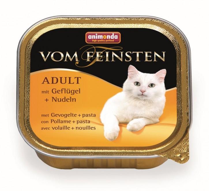 Animonda Cat Vom Feinsten Adult Geflügel und Nudeln 100 g