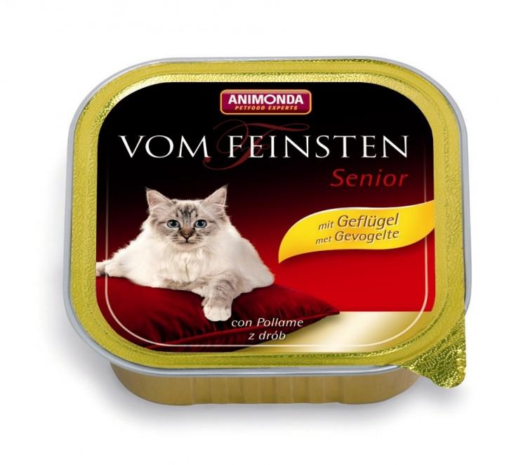 Animonda Cat Vom Feinsten Senior mit Geflügel 100 g