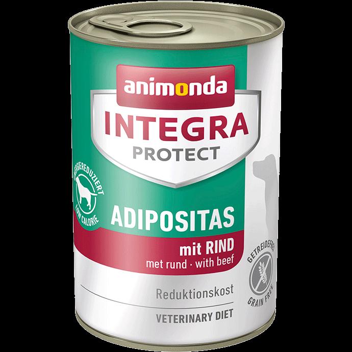 Animonda Dog Integra Protect Adipositas Adult mit Rind 400 g