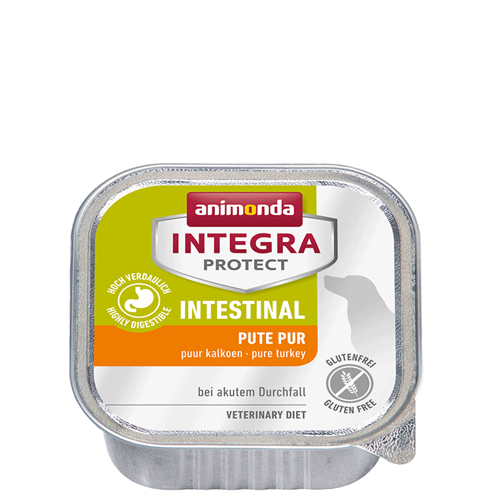 Animonda Dog Integra Protect Intestinal Adult Huhn pur 11 x 150 g