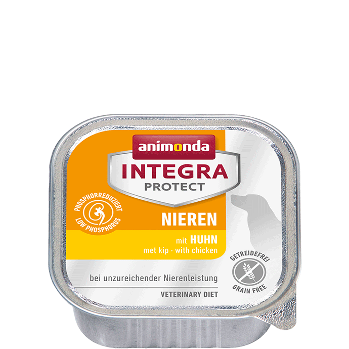 Animonda Dog Integra Protect Nieren Adult mit Huhn 150 g