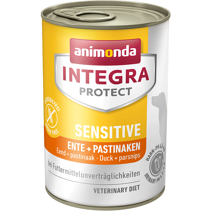 Animonda Dog Integra Protect Sensitive Adult Ente & Pastinaken 400 g