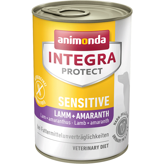 Animonda Dog Integra Protect Sensitive Adult Lamm & Amaranth 400 g
