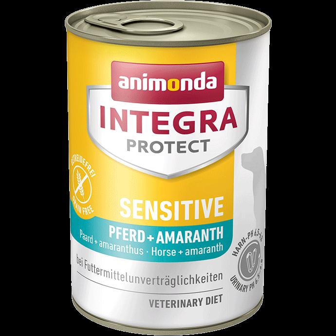 Animonda Dog Integra Protect Sensitive Adult Pferd & Amaranth 6 x 400 g