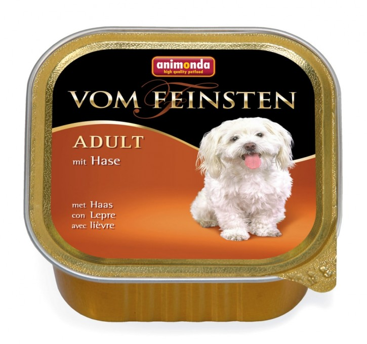 Animonda Dog Vom Feinsten Forest mit Hase 150 g
