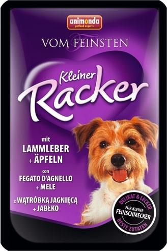 Animonda Dog Vom Feinsten Kleiner Racker mit Lammleber und Äpfeln 16 x 85 g