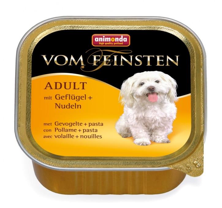 Animonda Dog vom Feinsten Menü Geflügel und Nudeln 150 g