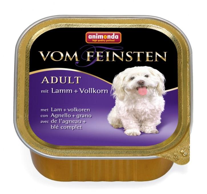Animonda Dog vom Feinsten Menü Lamm und Vollkorn 150 g