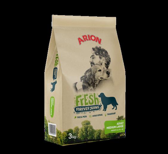 Arion Fresh Adult Medium Large 3 kg oder 12 kg (SPARTIPP: unsere Staffelpreise)
