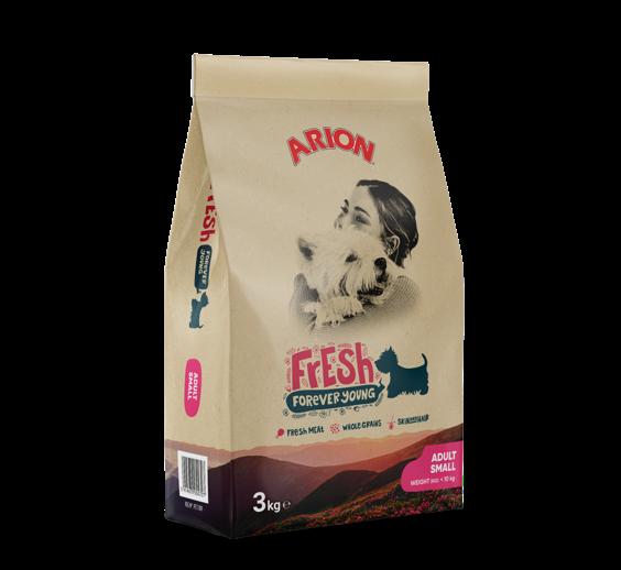 Arion Fresh Adult Small 3 kg oder 7,5 kg (SPARTIPP: unsere Staffelpreise)