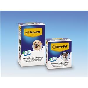 Bay-o-Pet Kaustreifen Spearmint für große Hunde 6 x 140 g