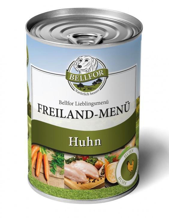 Bellfor Freiland-Menü Huhn 6 x 400 g