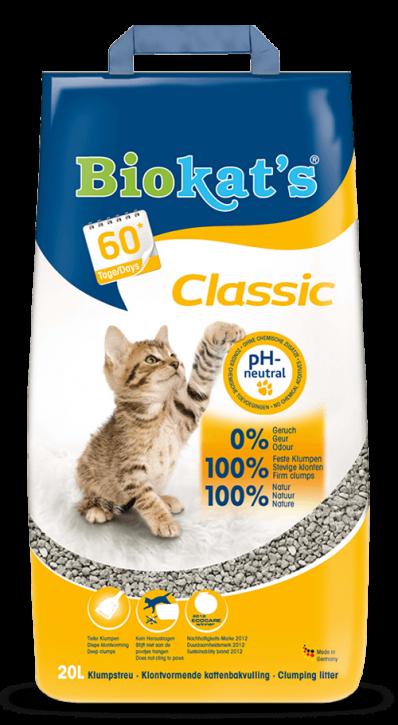 Gimborn Biokats Classic 10 L oder 20 L Papiersack