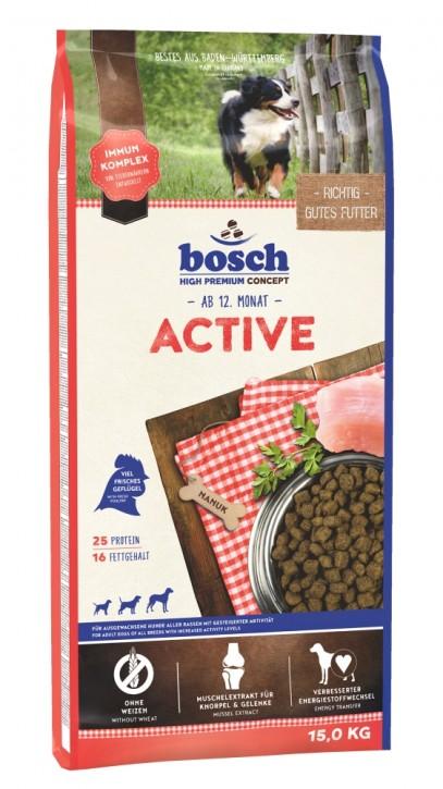 Bosch Adult Active 3 kg oder 15 kg (SPARTIPP: unsere Staffelpreise)