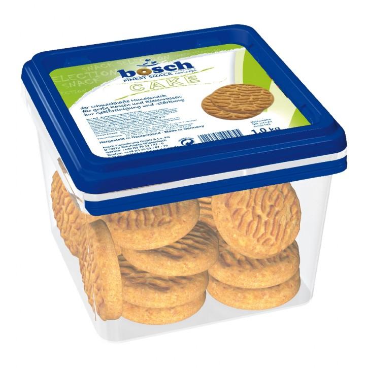 Bosch Dog Snack Cake 1 kg Eimer (SPARTIPP: unsere Staffelpreise)
