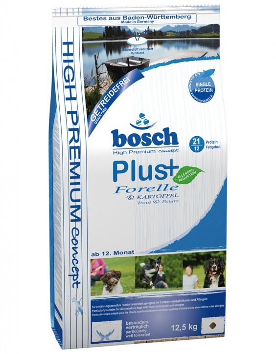 Bosch HPC Plus Forelle & Kartoffel 1 kg, 2,5 kg oder 12,5 kg (SPARTIPP: unsere Staffelpreise)