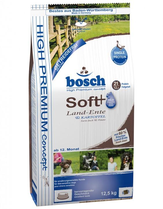 Bosch HPC Soft Land Ente & Kartoffel 1 kg, 2,5 kg oder 12,5 kg (SPARTIPP: unsere Staffelpreise)