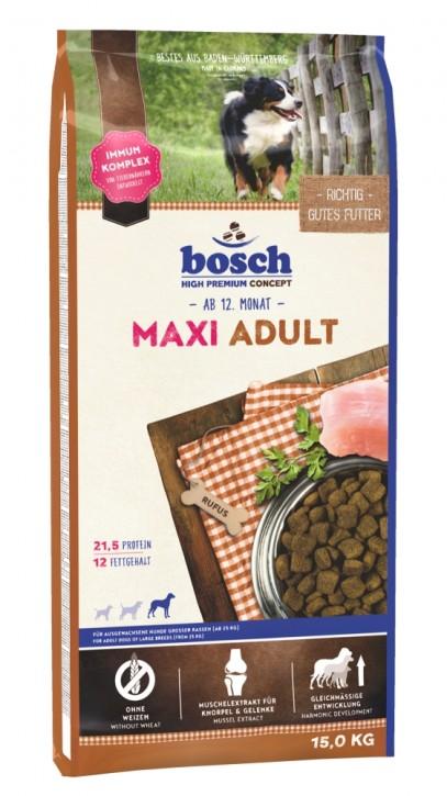 Bosch Maxi Adult 3 kg oder 15 kg (SPARTIPP: unsere Staffelpreise)