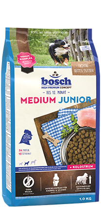 Bosch Medium Junior 15 kg