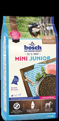 Bosch Mini Junior 1 kg, 3 kg oder 15 kg (SPARTIPP: unsere Staffelpreise)