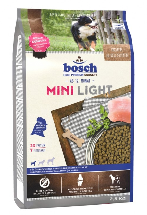 Bosch Mini Light 3 x 2,5 kg (Staffelpreis)