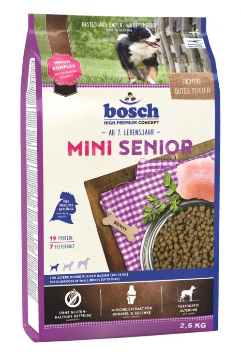 Bosch Mini Senior 1 kg oder 2,5 kg (SPARTIPP: unsere Staffelpreise)