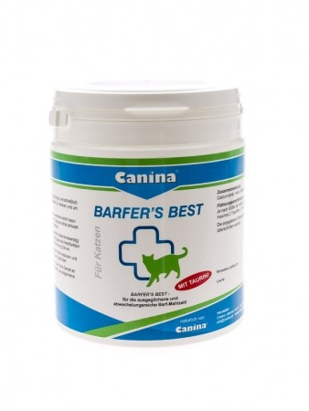 Canina Barfers Best for Cats 500 g