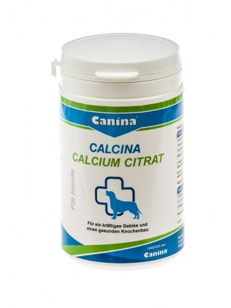Canina Calcina Calcium Citrat 125 g, 400 g oder 2,5 kg