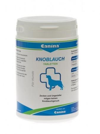 Canina Knoblauch Tabletten 560 g (ca. 140 Stück)