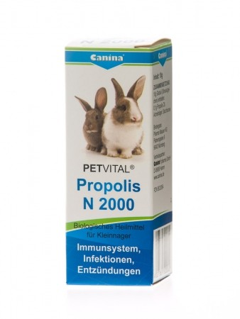 Canina PETVITAL N Linie 2000 Propolis 10 g