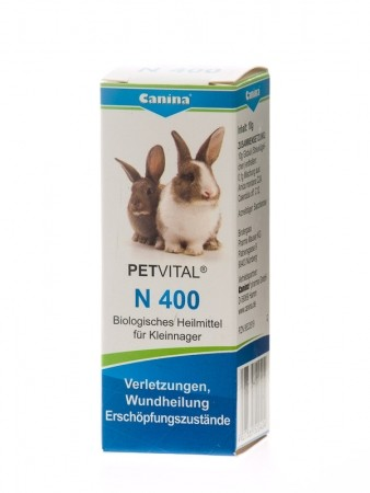 Canina PETVITAL N Linie 400, 10 g