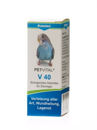 Canina PETVITAL V Linie 40, 10 g