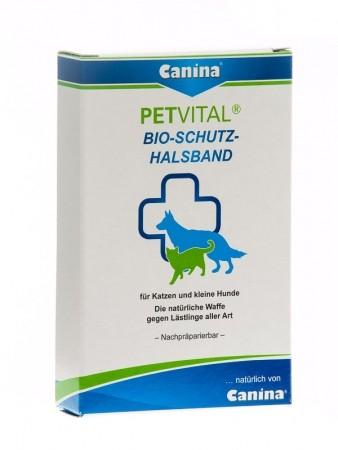 Canina Petvital Bio Schutzhalsband 35 cm