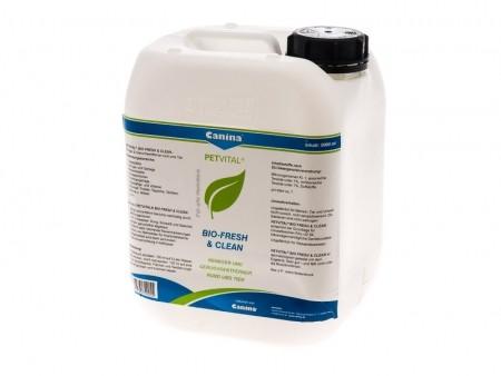Canina Petvital Bio Fresh & Clean 5 Liter