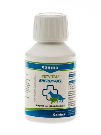 Canina Petvital Energy Gel 100 g