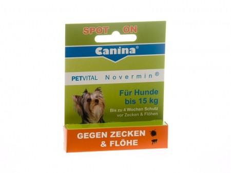 Canina Petvital Novermin 2 ml oder 4 ml