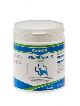 Canina Welpenkalk Pulver 900 g
