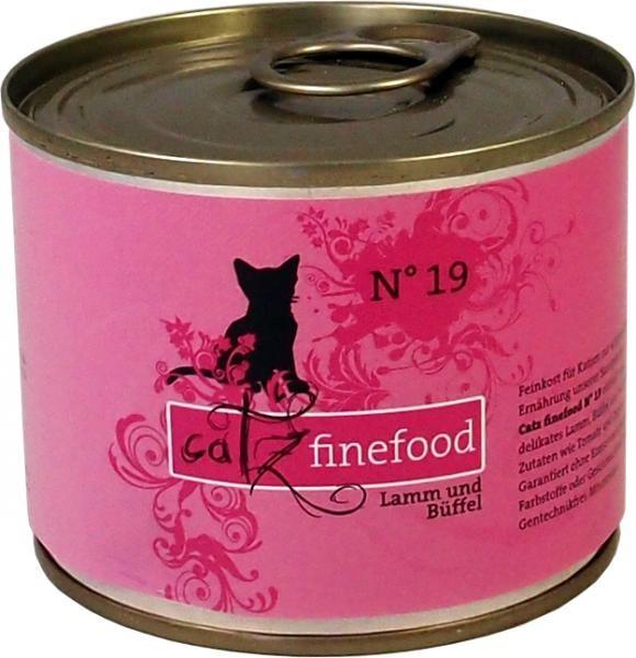Catz finefood No. 19 Lamm & Pferd 85 g, 200 g oder 400 g