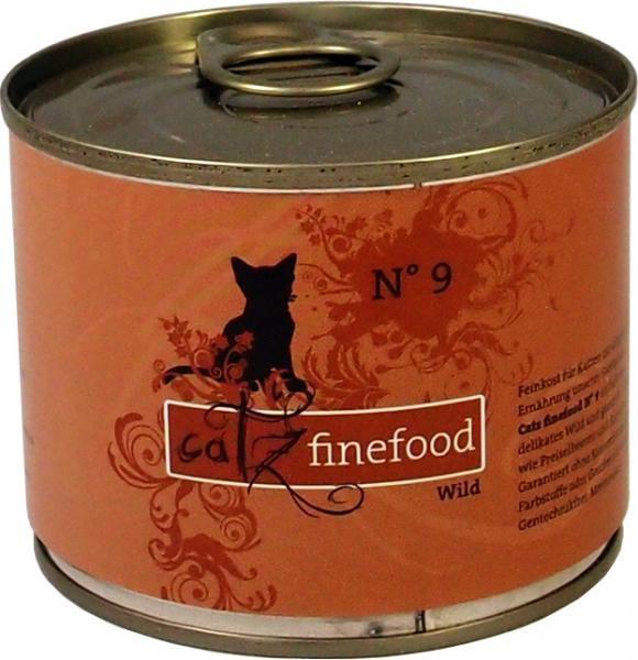 Catz finefood No. 9 Wild 85 g, 200 g oder 400 g