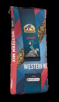 Cavalor Western Mix 20 kg