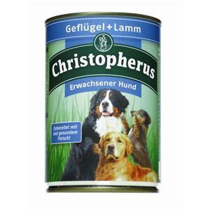Christopherus Adult Geflügel & Lamm Dose 400 g