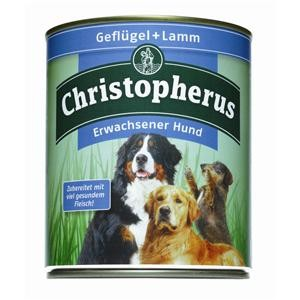 Christopherus Adult Geflügel & Lamm Dose 800 g