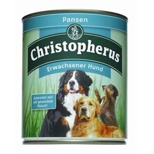 Christopherus Adult Pansen Dose 800 g