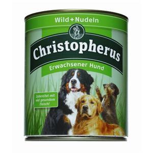 Christopherus Adult Wild & Nudeln Dose 800 g