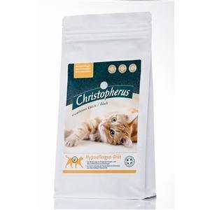 Christopherus Cat Hypoallergen Diät 1 kg (SPARTIPP: unsere Staffelpreise)