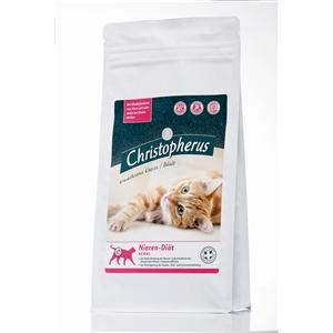Christopherus Cat Nieren Diät 4 x 1 kg (Staffelpreis)