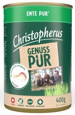 Christopherus Ente PUR 400 g