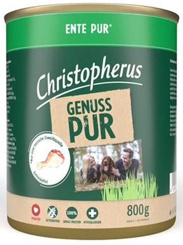 Christopherus Ente PUR 800 g